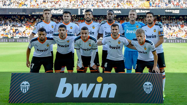 ?Spanish club, Valencia confirms 35% of squad and backroom staff have tested positive for coronavirus