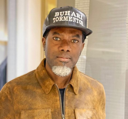 How can you close your border for rice but open it for coronavirus – Reno Omokri slams Nigerian Government