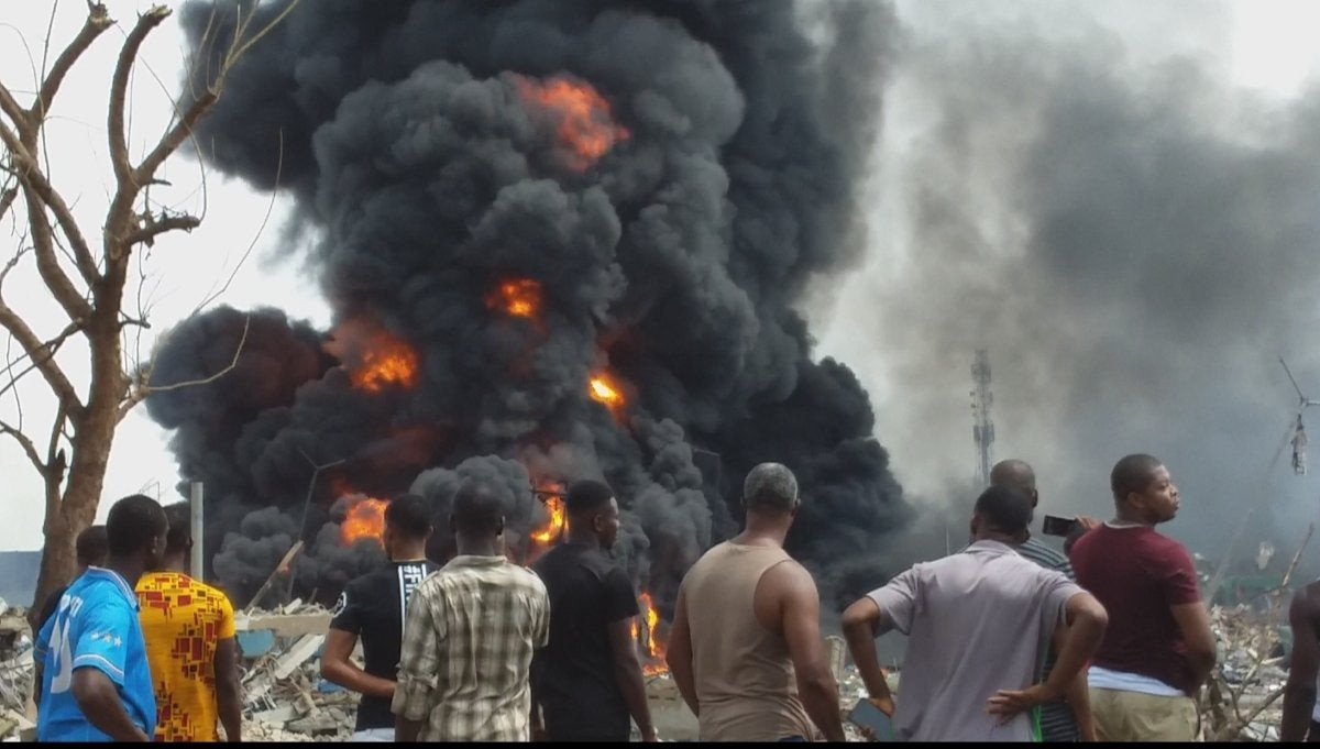FG moves to reclaim Abule Ado after gas explosion