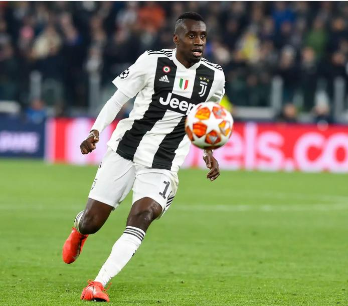 Juventus midfielder Blaise Matuidi tests positive for coronavirus