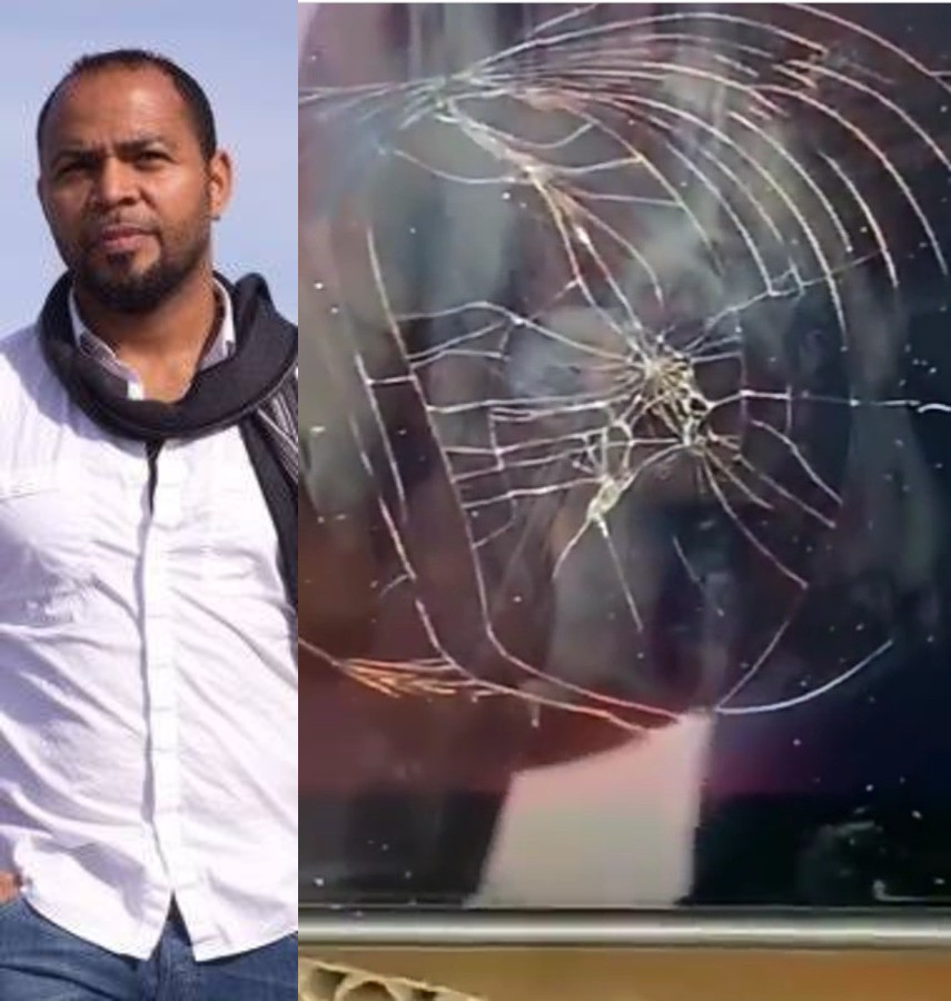 """This is a rip off"" Ramsey Noah slams store after being told his new TV screen isn"