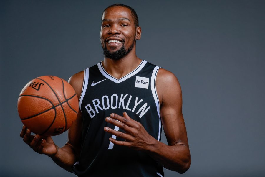 Basketball star, Kevin Durant and three other Brooklyn Nets players test positive for coronavirus