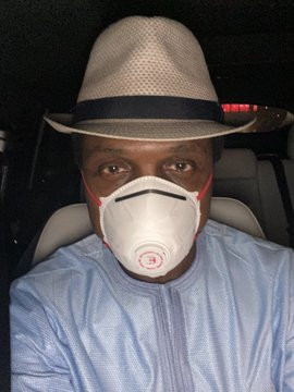 Former Rivers State Governorship candidate, Tonye Cole self-isolates after being on same flight with third coronavirus case in Nigeria