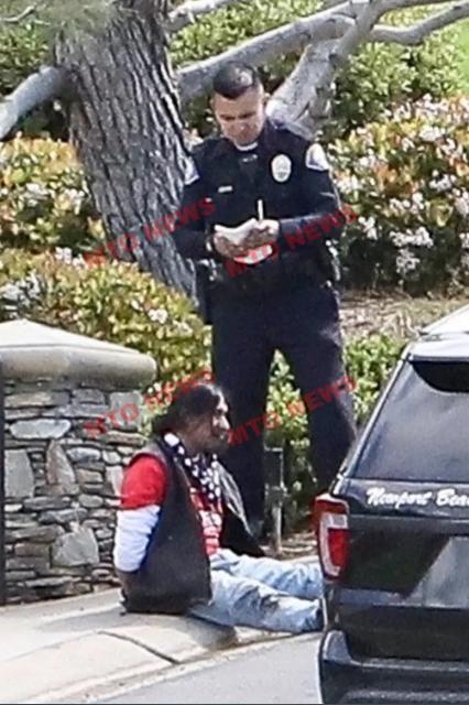 Man arrested for digging up Kobe Bryant and Gigi