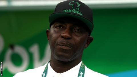Samson Siasia requests temporary work permit as CAS postpones his FIFA life ban appeal hearing due to coronavirus
