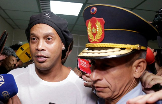 Ronaldinho?s friend reveals how the football star has been living his life inside Paraguayan prison as jail time continues
