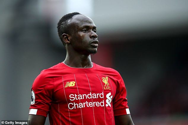 Liverpool star Sadio Mane donates ?41,000 to a Senegal health organisation to help fight against coronavirus