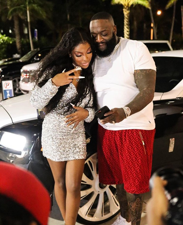 Rick Ross celebrates his beautiful daughter on her 18th birthday (photos)