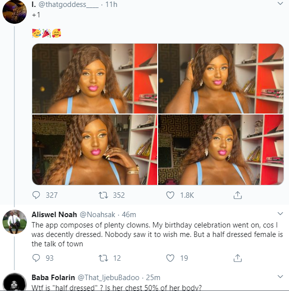 Man calls out Nigerians on Twitter for not celebrating him on his birthday the way they celebrated a female Twitter user