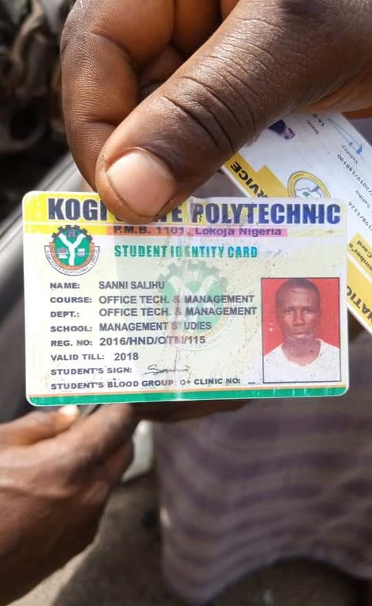 Two Corps members killed in ghastly motor accident along Ajeokuta-Lokoja expressway (graphic photos)