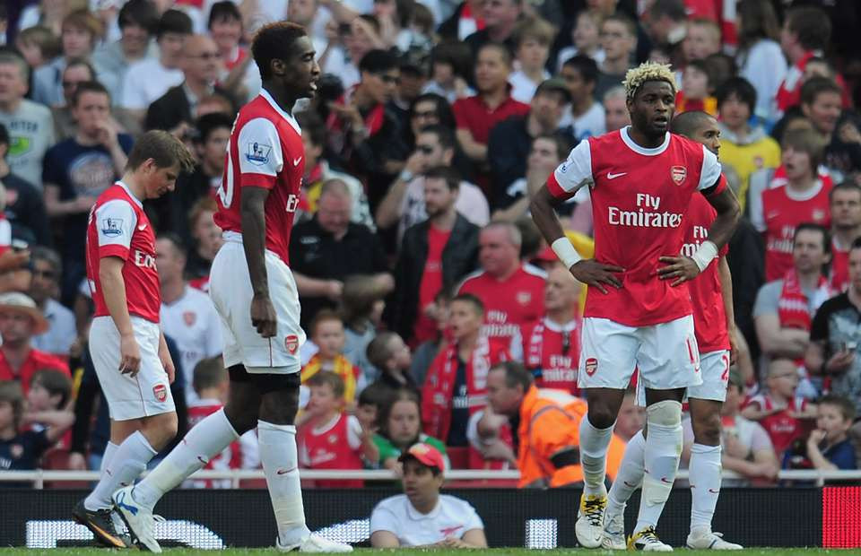Swiss club, Sion reportedly sack former Arsenal players Johan Djourou and Alex Song for refusing to take a pay cut amid coronavirus crisis