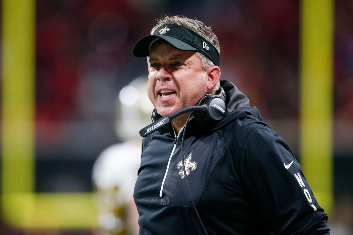 Sean Payton becomes the first NFL coach to test positive for coronavirus