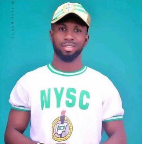Photo of Corps member who died in a road accident along Ajeokuta-Lokoja expressway