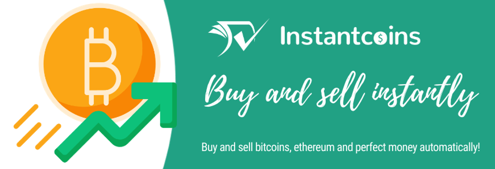 Nigeria FINTECH company Instantcoins.ng launches an automated cryptocurrency trading platform