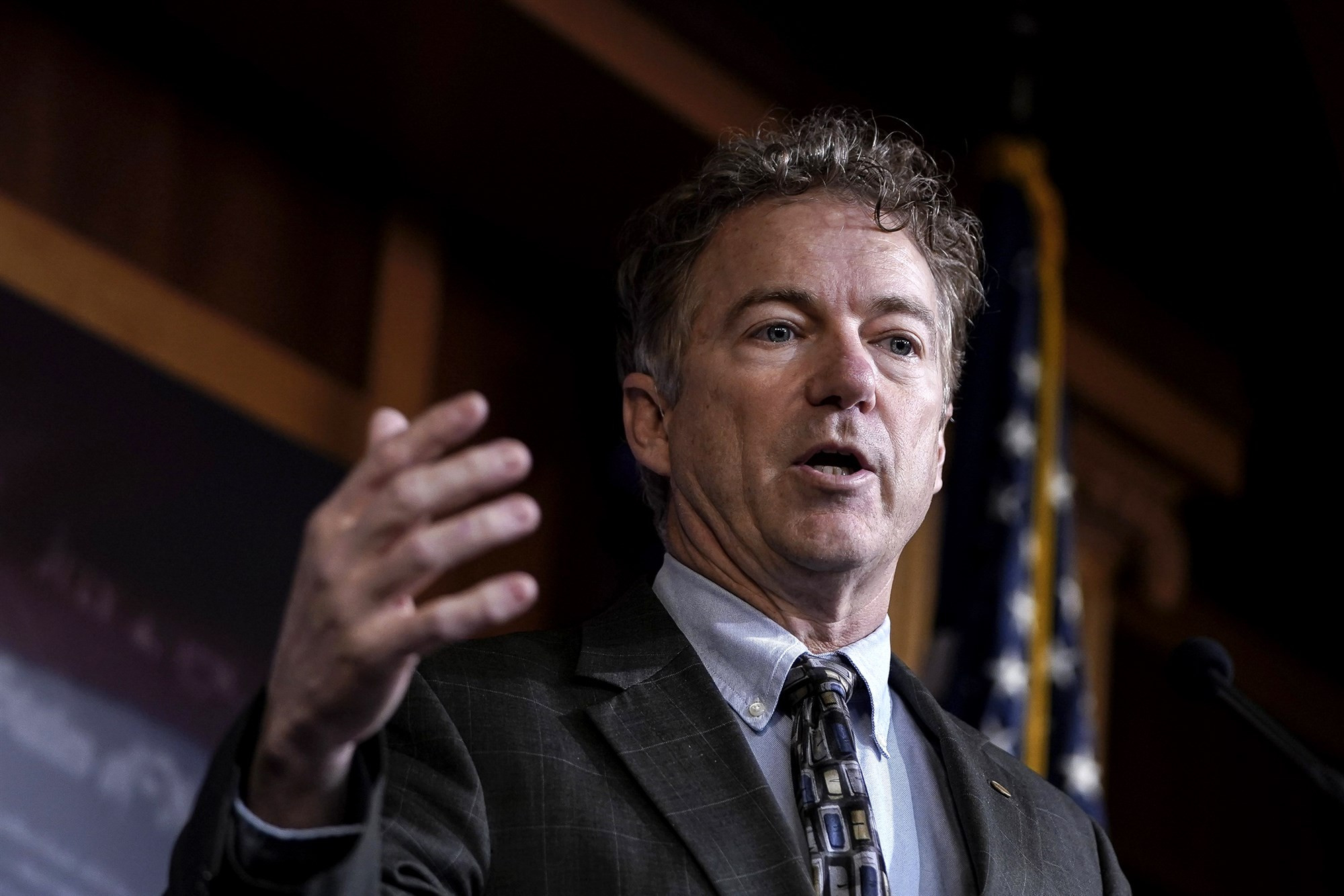 US Senator, Rand Paul tests positive for coronavirus
