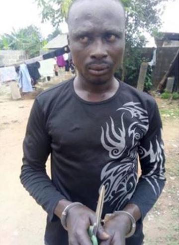 Man kills wife?s suspected lover with scissors in Ogun State