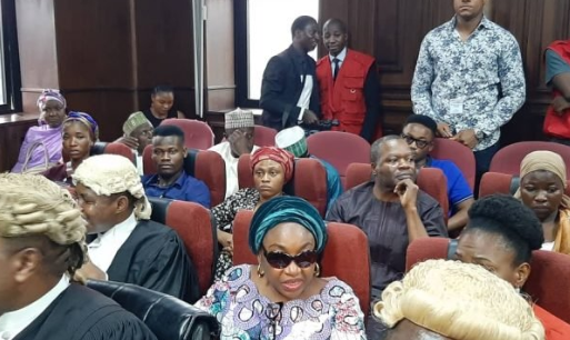 N3bn graft: EFCC arraigns former Head of Service, Winnifred Oyo-Ita