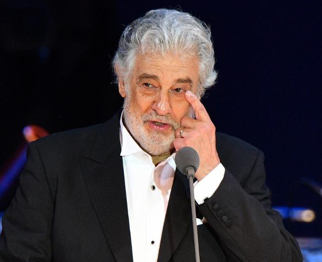 Veteran Spanish opera singer Placido Domingo tests positive for coronavirus