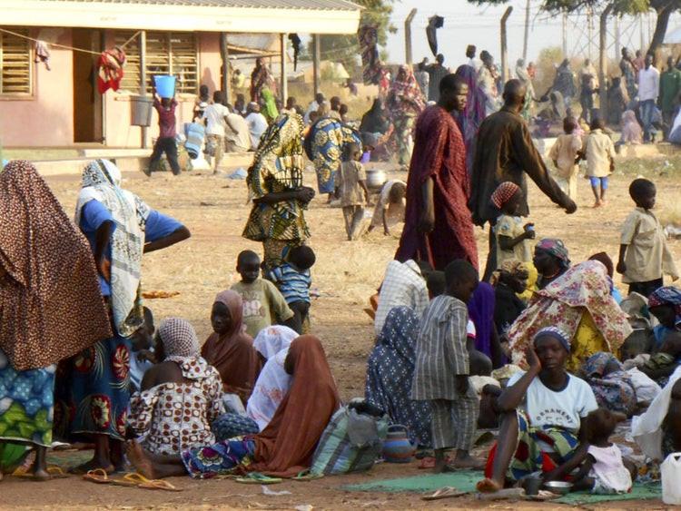 Coronavirus: Borno state government bans visits to IDP camps
