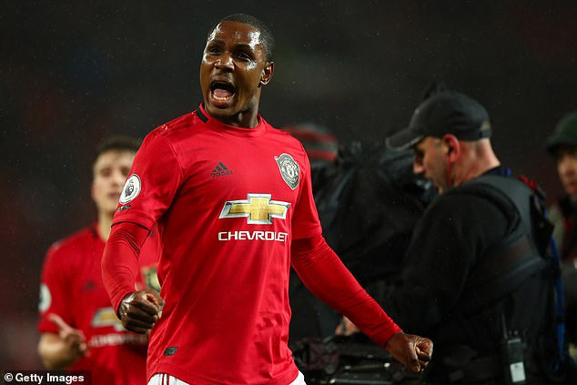 Manchester United to sign Odion Ighalo for ?15m in the summer