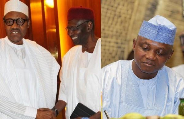 Aso Villa shuts down as Buhari?s Chief Of Staff Abba Kyari tests positive for coronavirus; Garba Shehu and others in self-isolation