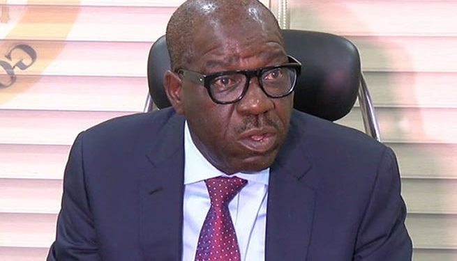 Coronavirus: Edo state governor, Godwin Obaseki, goes into self-isolation