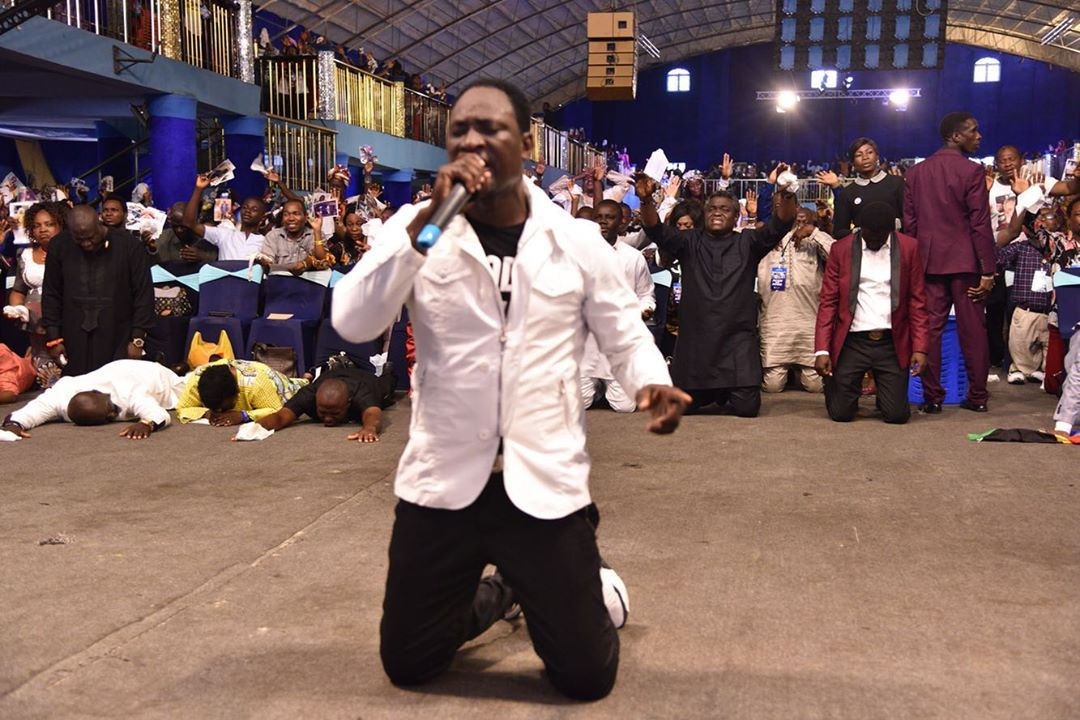 Prophet Jeremiah Omoto Fufeyin Gives Update on COVID-19 Prophecy