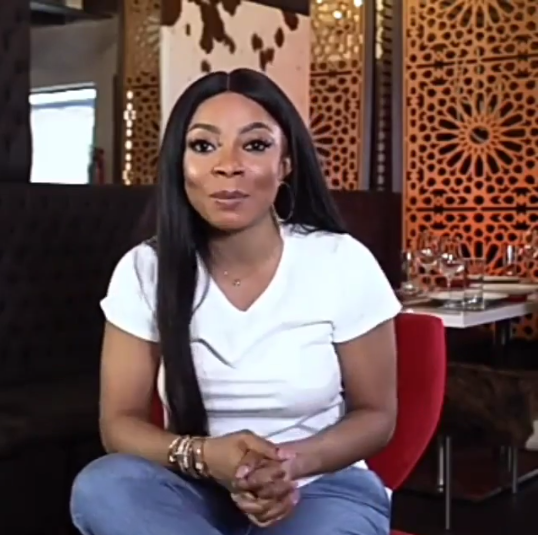 Every female should have a vibrator in 2020 - Toke Makinwa says as she advises on types of sex toys women should have (+18 video)
