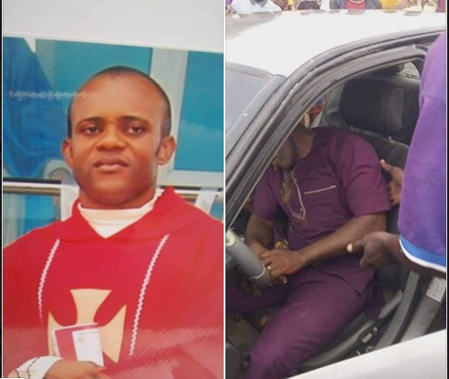 Catholic Priest found dead in his car in Anambra