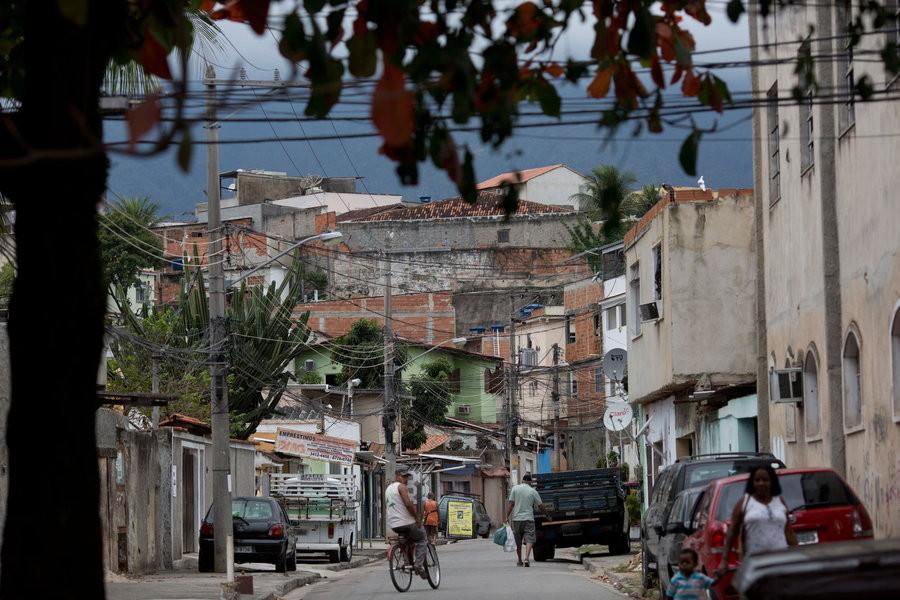 'Anyone seen in the streets will serve as an example' - Drug gangs in Brazil's lawless City of God impose strict coronavirus curfews to residents 1