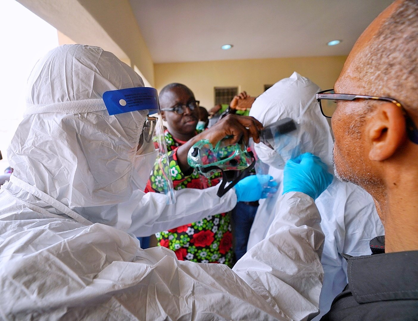 Six Coronavirus patients to be discharged in Lagos