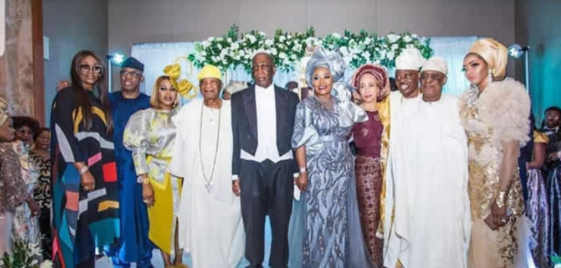 None of the guests who attended 80th birthday party of Ambassador George Oguntade in UK have shown symptoms of coronavirus - Shade Okoya