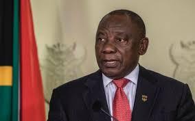 South African president Cyril Ramaphosa tests negative for coronavirus