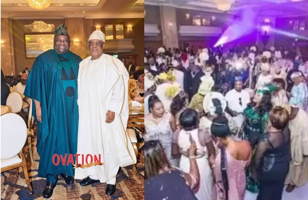 Report of two people dying after attending the birthday party of Ambassador Oguntade which I also attended is a rumour - Dele Momodu