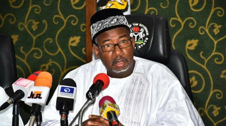 Governor Bala Mohammed