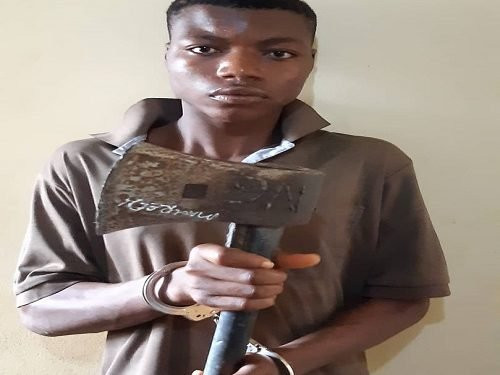 Man allegedly beheads 4-year-old nephew in Anambra