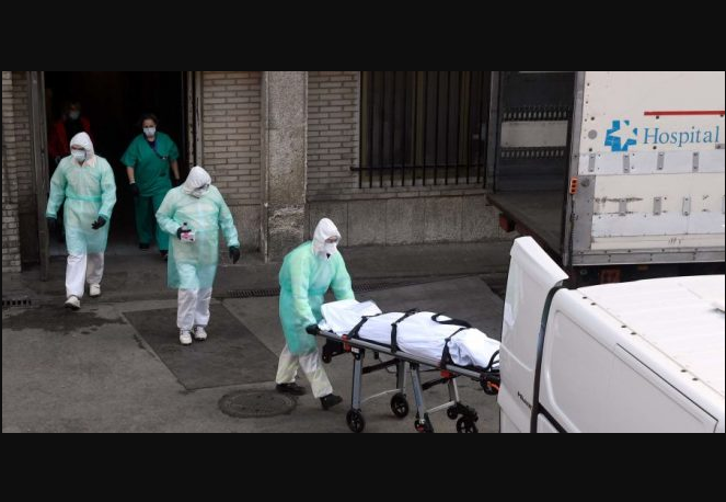 51 Italian doctors who tested positive for coronavirus have all died from the disease