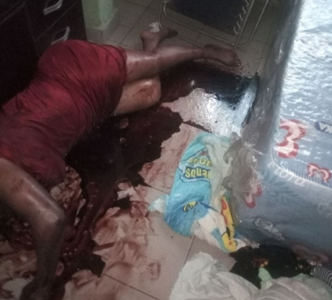 Man allegedly stabs his pregnant wife to death two months after their wedding (graphic photos)