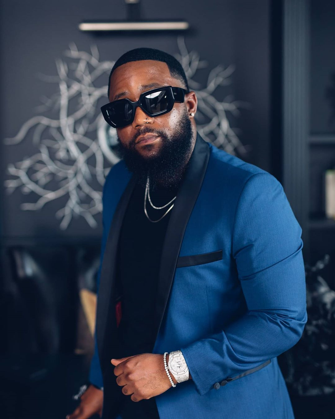 Musicians in South Africa will go hungry if coronavirus lockdown goes on for more than 3 months - Rapper, Cassper Nyovest