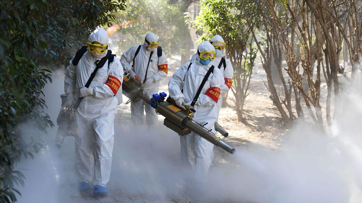 Coronavirus is not airborne - WHO debunks myth