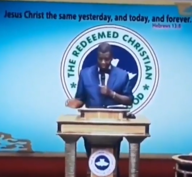 """Only those whose time has come will die"" Pastor Adeboye reveals what God told him regarding the coronavirus outbreak (Video)"