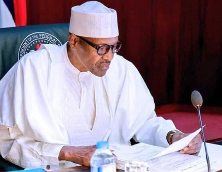 President Buhari signs COVID-19 regulations to enforce lockdown in Lagos, others