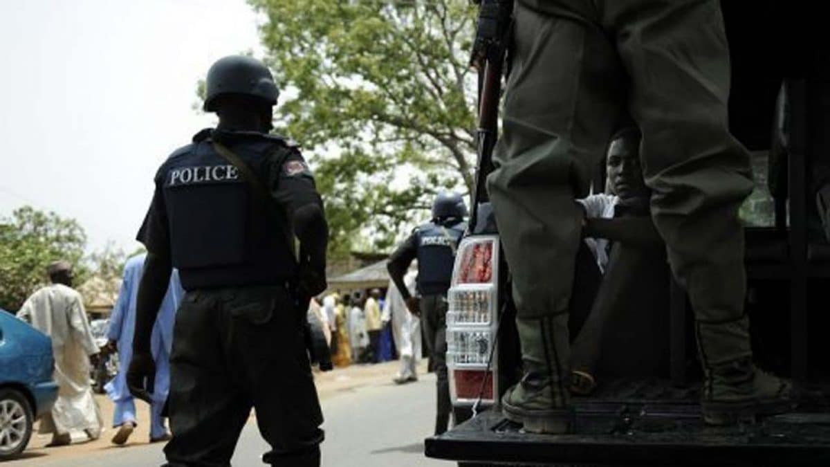 Coronavirus: Masqurade arrested for defying ban on public gatherings in Ogun