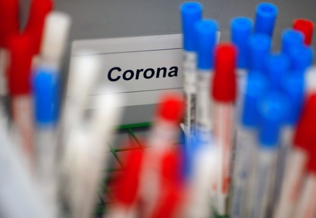 Coronavirus Testing kits heading to the UK contaminated with the disease