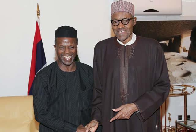Coronavirus: Buhari?s lockdown order is legal - Osinbajo
