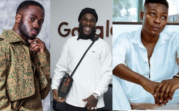 Korede Bello has a question for Burna Boy after he savagely turned down Reekado Banks? request for a music challenge