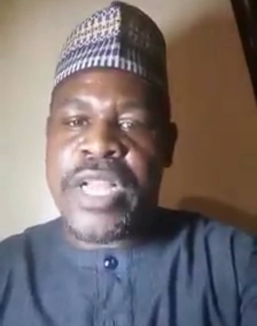 Direct Customs to release all the bags of rice seized in the past and share them to Nigerians - House of Reps member, Muhammed Kazaure tells President Buhari