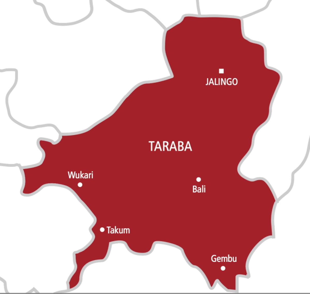Coronavirus: Taraba closes markets, bans public gathering