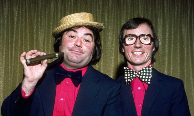 Comedian Eddie Large, 78, dies from Coronavirus while being treated for heart failure