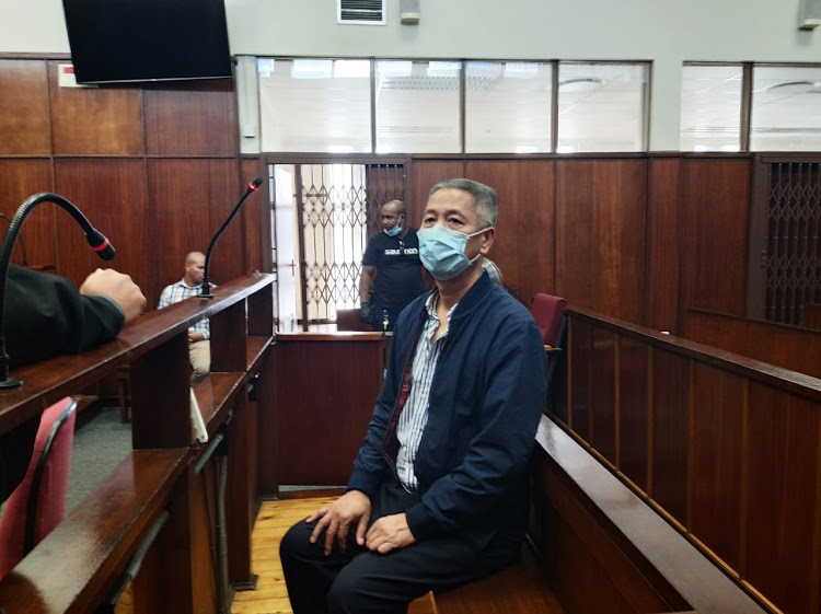 Chinese businessman arrested in South Africa for allegedly locking up 14 employees for several days and forcing them to produce masks
